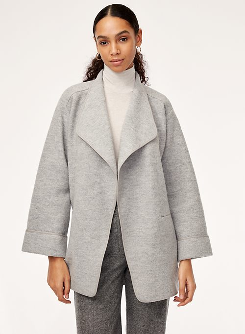 9bf9a0ae73 Wool Coats for Women | Aritzia CA