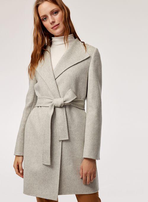 wool coats aritzia ca