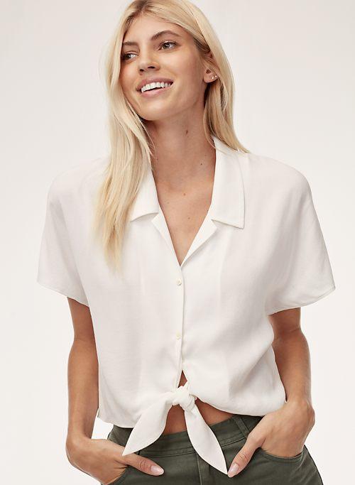 Button Down Shirts For Women Aritzia Us