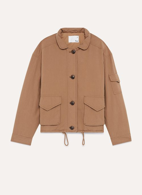 ALYONA JACKET - Structured utilitarian jacket
