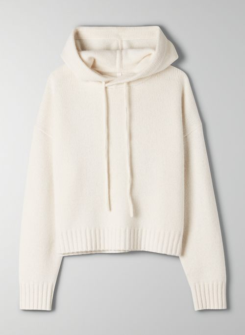 LUXE CASHMERE HOODIE | Aritzia