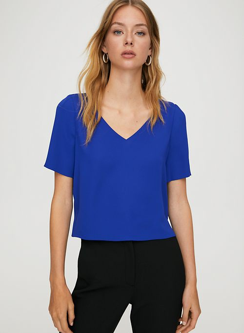 3438bc6c5b Blouses for Women | Shop Blouses, Shirts & Tops | Aritzia CA