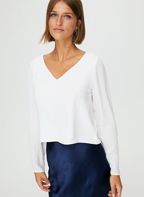 be3320a3fb Blouses for Women | Shop Blouses, Shirts & Tops | Aritzia CA