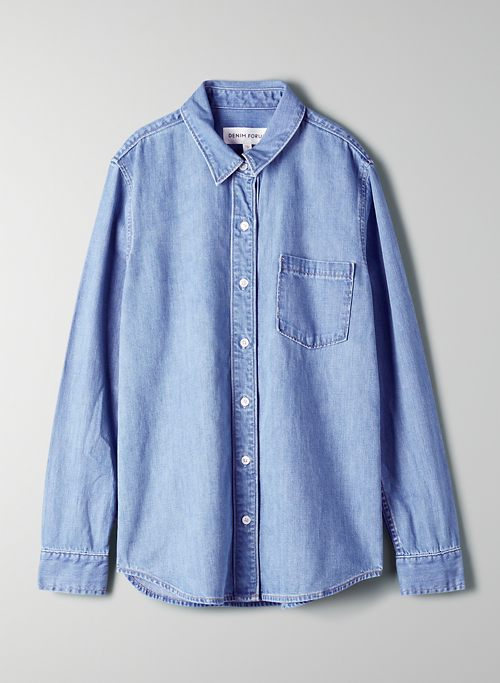 THE EX BOYFRIEND SHIRT | Aritzia
