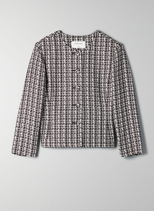 LITTLE TWEED JACKET | Aritzia