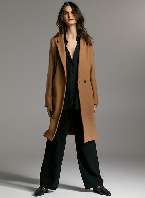 classic style top-rated quality kid Wool Coats for Women | Aritzia CA