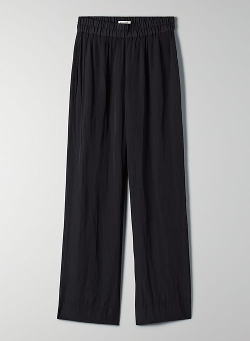 HUGHES PANT - Wide-leg dress pants
