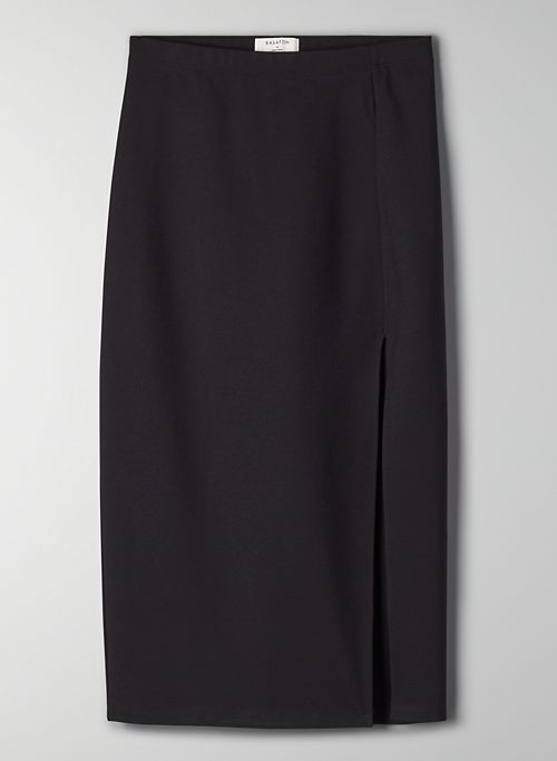 PENCIL SLIT SKIRT | Aritzia