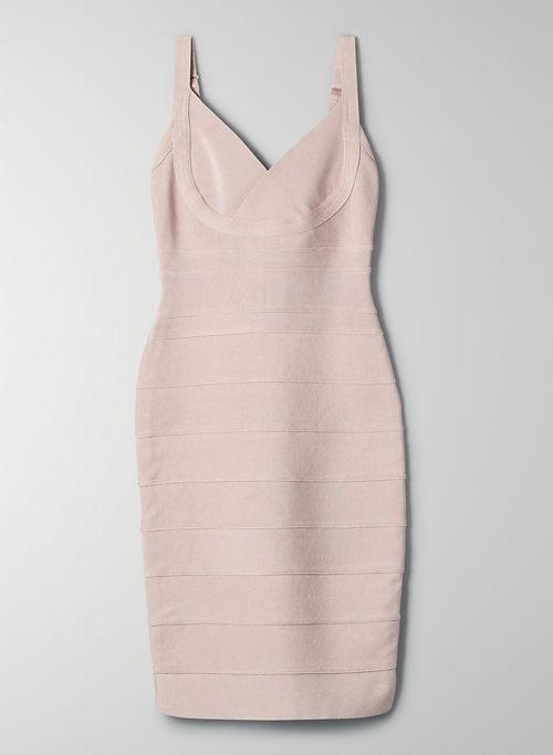 MASON BANDAGE DRESS