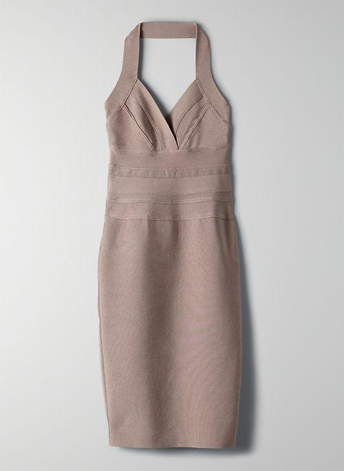 ALEXANDER BANDAGE DRESS