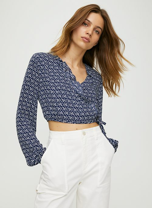 ae56466b551 Blouses for Women | Shop Blouses, Shirts & Tops | Aritzia CA