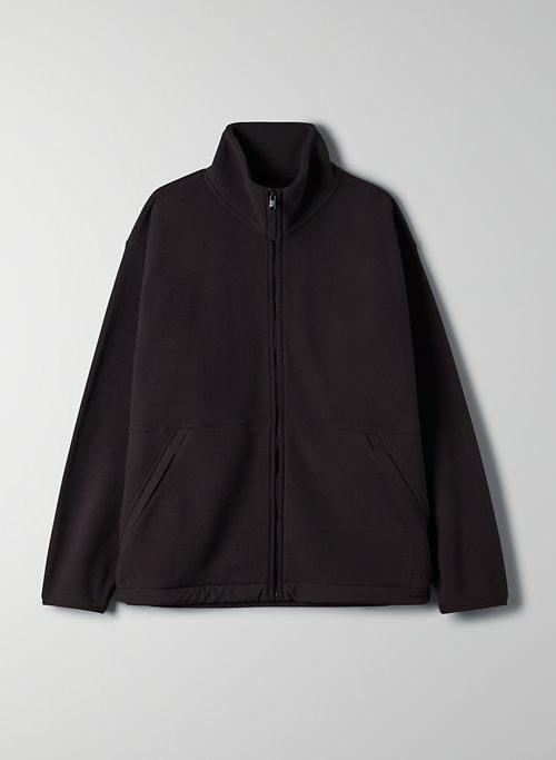 ECHO PARK JACKET - Funnel-neck fleece jacket