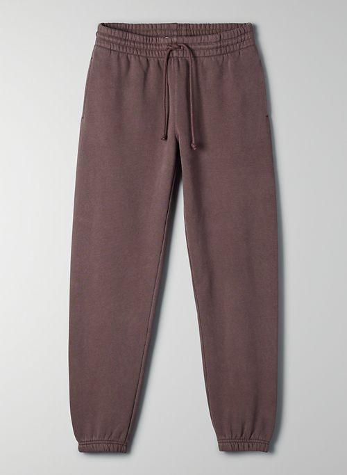BOYFRIEND SWEATPANT - Slim boyfriend sweatpants