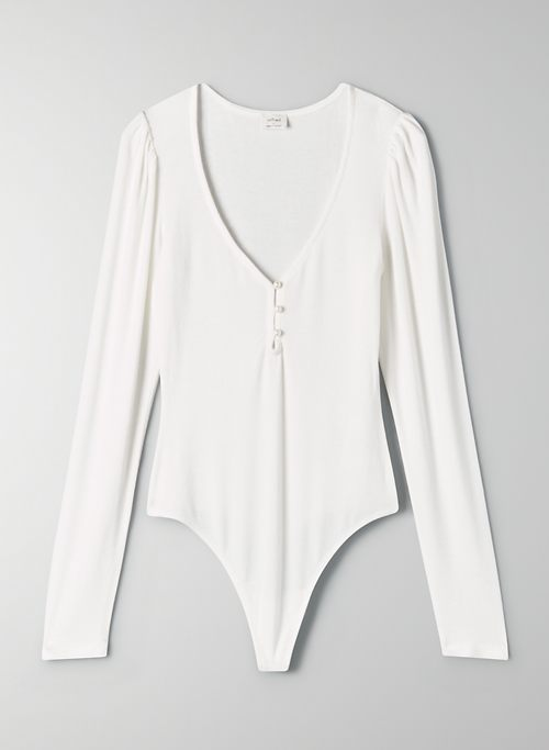 PEARL BODYSUIT - Long-sleeve bodysuit