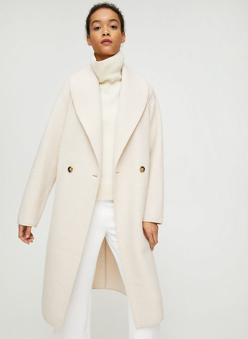 Wool Coats for Women | Aritzia CA