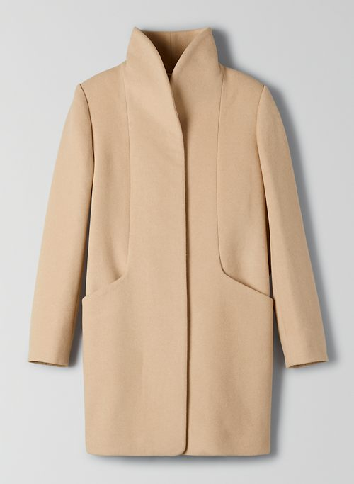 THE COCOON COAT