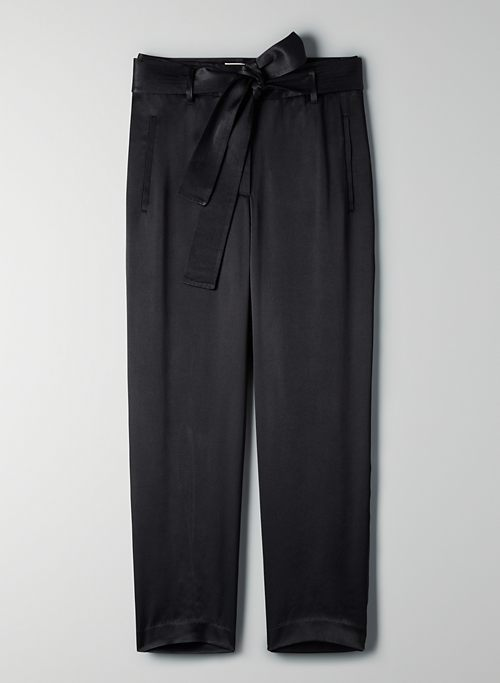 NEW TIE-FRONT PANT