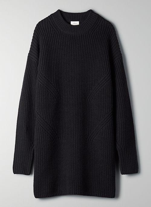 REQUIEM WOOL DRESS
