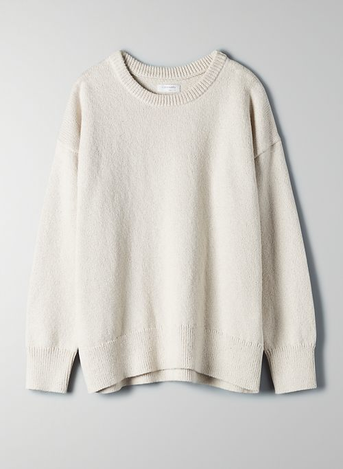 VILLAGE SWEATER | Aritzia