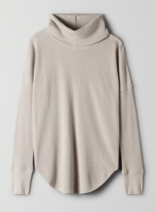THERMAL COWLNECK - Thermal cowl-neck top