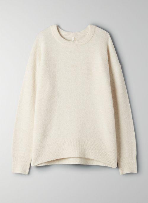 THURLOW SWEATER - Slightly oversized sweater