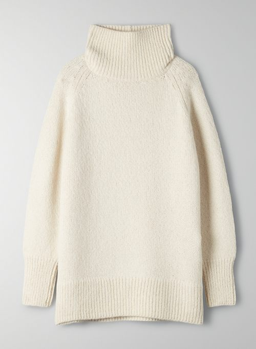 DAY OFF TURTLENECK - Oversized turtleneck sweater