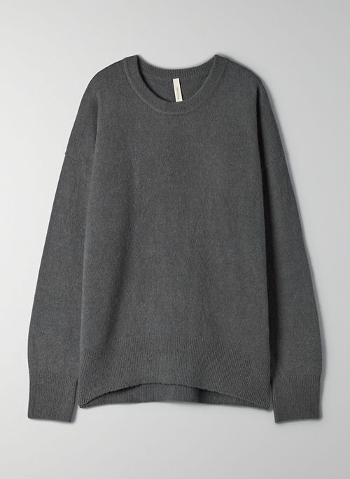 THURLOW SWEATER - Wool crewneck sweater
