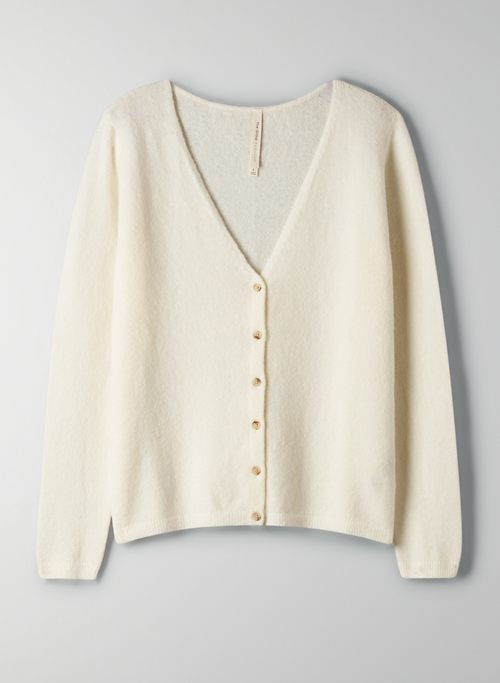 NEW LOUNGE CARDIGAN | Aritzia