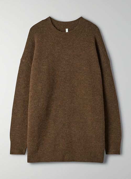MATTHEWS SWEATER - Wool crewneck sweater