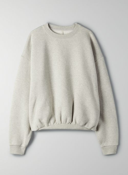 WEST COAST SWEATSHIRT - Oversized, slightly cropped sweatshirt