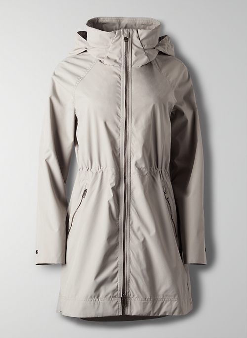 RAINDROP JACKET - Water-repellent raincoat