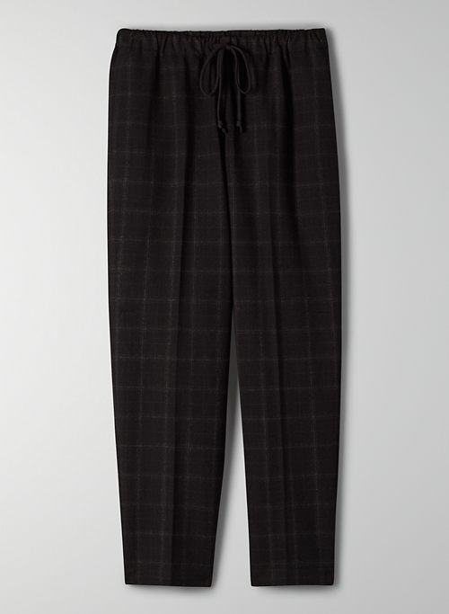 JIMMY PANT - Cropped drawstring trousers