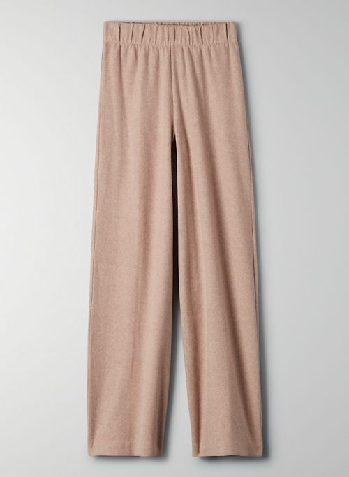 BOREAL PANT - Wide-leg pull-on pants