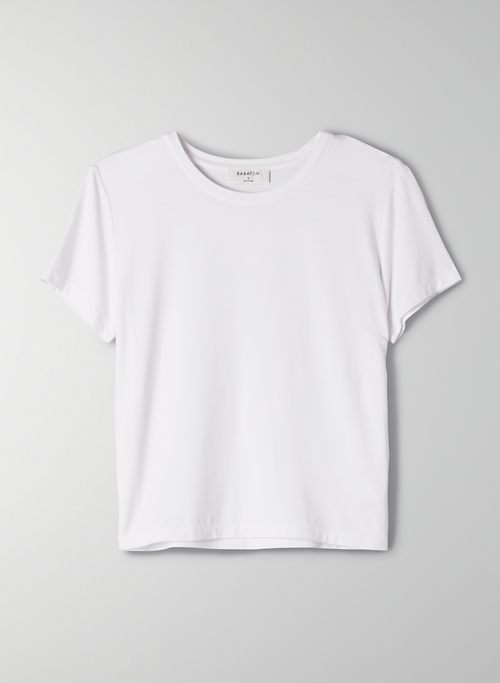 EVERYDAY T-SHIRT - Cropped baby tee