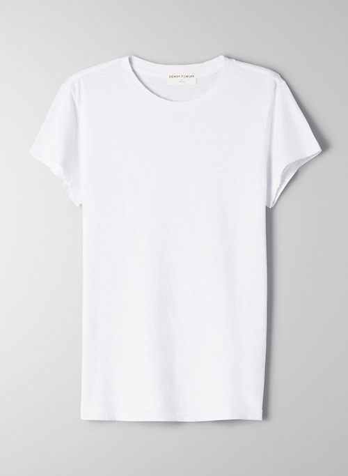 THE EMMELINE SLIM TEE - Crew-neck t-shirt