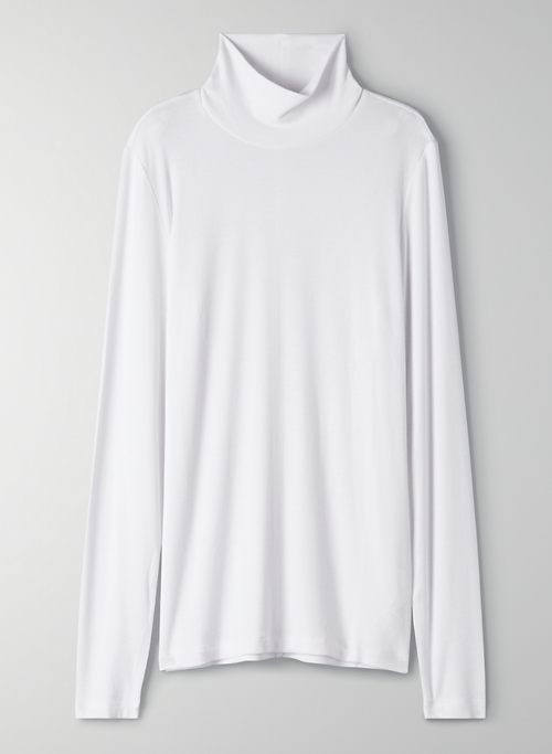 NEW SLIM TURTLENECK - Long sleeve turtleneck top