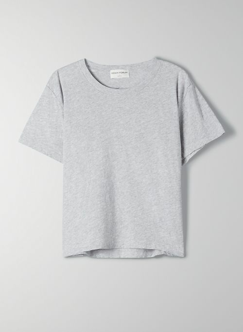 THE KATE CROP TEE | Aritzia