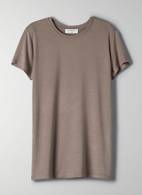 EVERYDAY LONG T-SHIRT - Crew-neck t-shirt