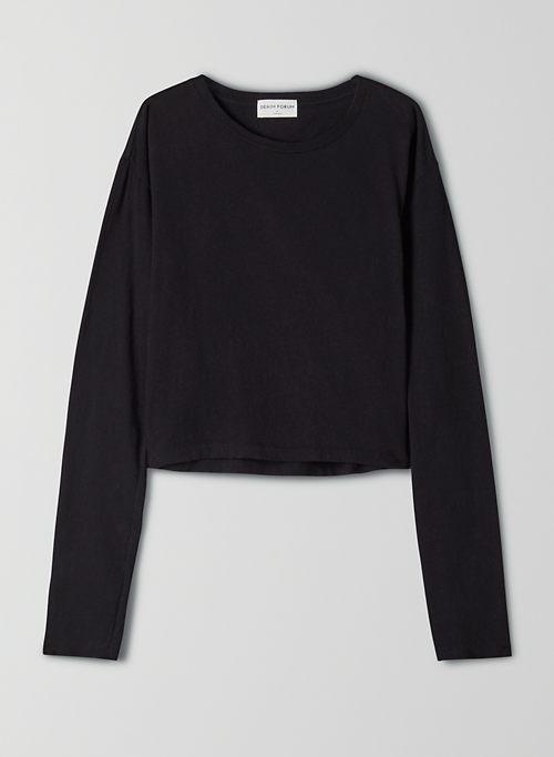 THE KATE BOXY LONG SLEEVE TEE - Long-sleeve t-shirt