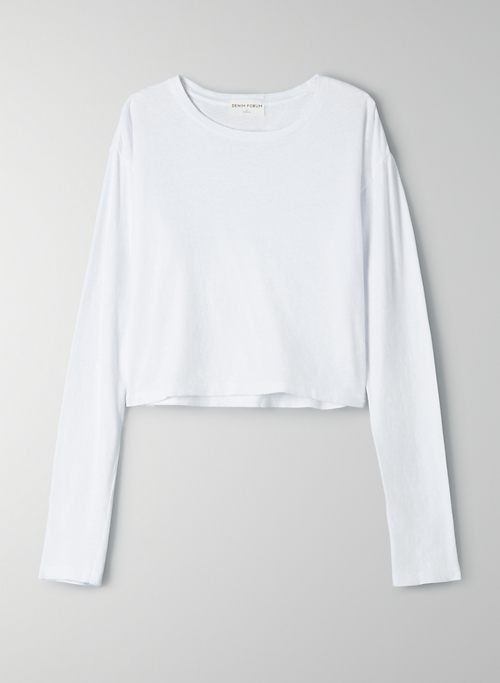 THE KATE BOXY LONG SLEEVE TEE