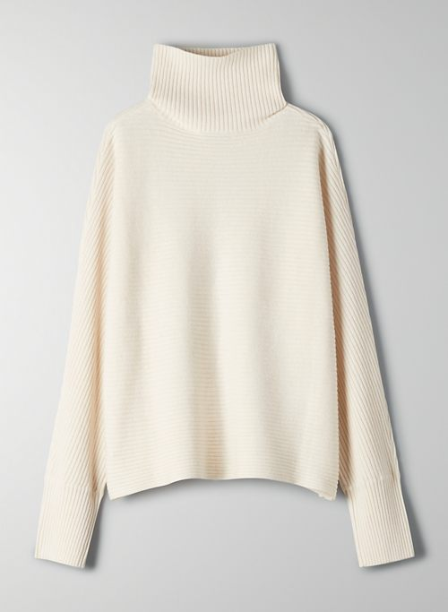 DUMONT TURTLENECK - Oversized turtleneck sweater