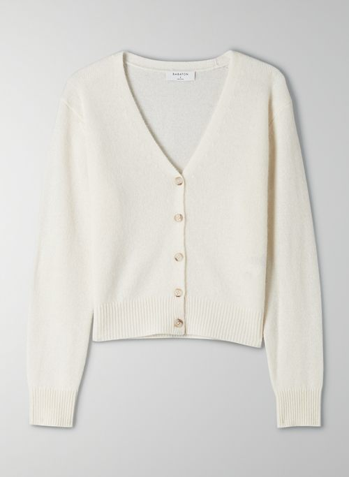 RUBY CASHMERE CARDIGAN - Cashmere cardigan