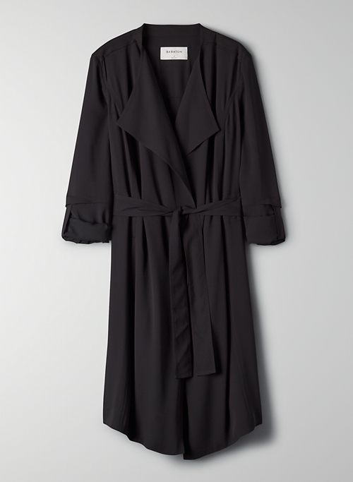 FLOWY TRENCH COAT - Lightweight trench coat