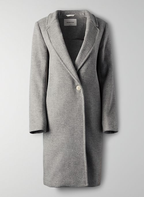 THE STEDMAN COAT | Aritzia
