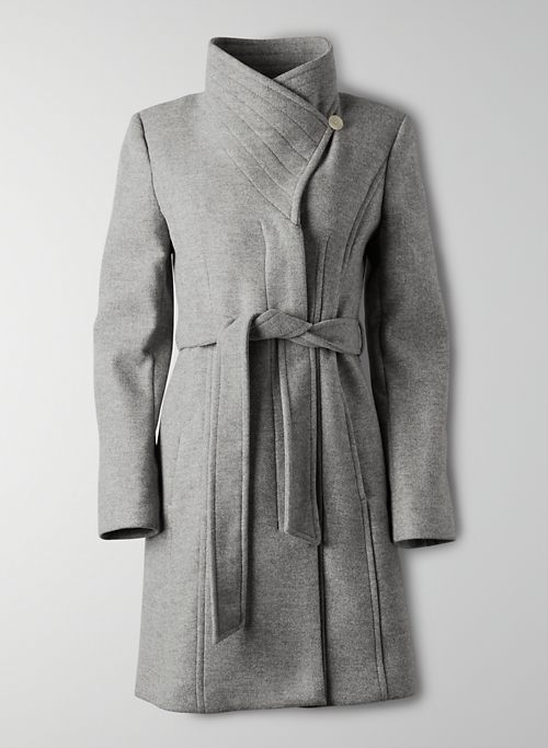THE CONNOR COAT | Aritzia