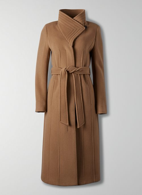 THE CONNOR COAT LONG