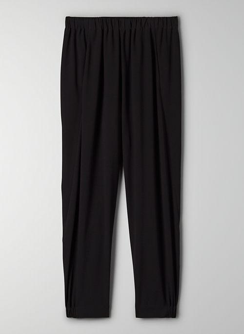 DEXTER PANT - Pull-on tuxedo pants