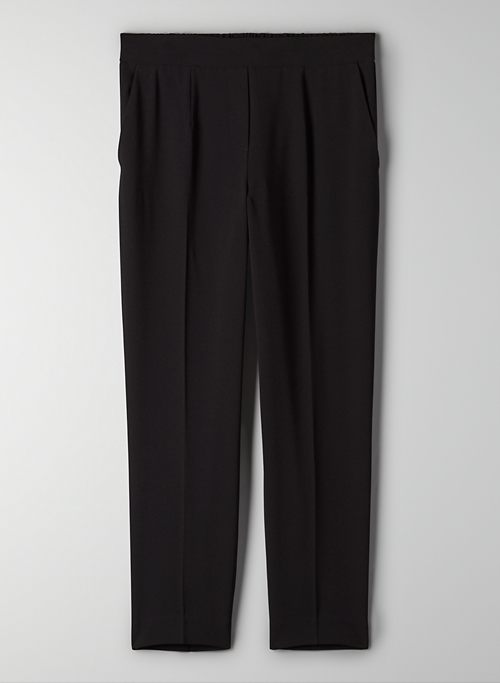 CONAN PANT - Cropped slim-fit dress pant