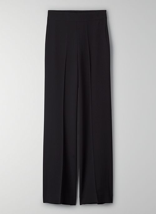 LINCOLN PANT - High-waisted, wide-leg trousers