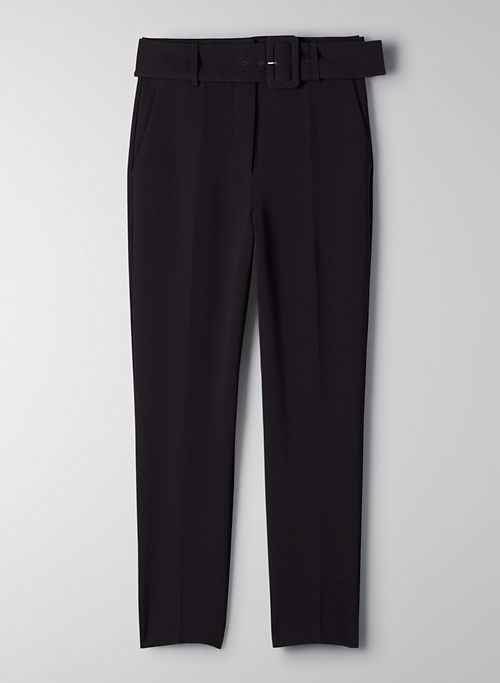 MAYNE PANT - High-waisted dress pant